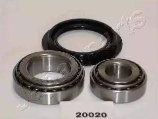 Japanparts KK20020 - Juego de cojinete de rueda superrecambios.com