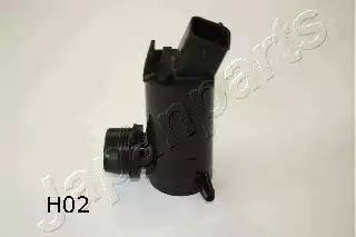 Japanparts WPH02 - Bomba de agua de lavado, lavado de parabrisas superrecambios.com