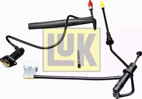 LUK 513004510 - Juego de cilindros receptor/maestro, embrague superrecambios.com