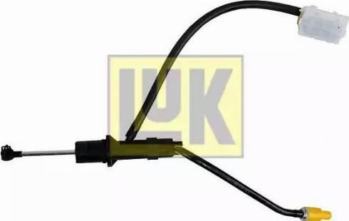 LUK 513005510 - Juego de cilindros receptor/maestro, embrague superrecambios.com
