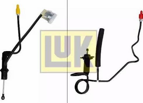 LUK 513005210 - Juego de cilindros receptor/maestro, embrague superrecambios.com