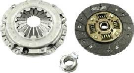 LUK 617300100 - Kit de embrague superrecambios.com