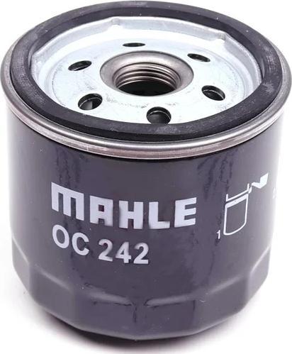 Mahle Original OC242 - Filtro de aceite superrecambios.com