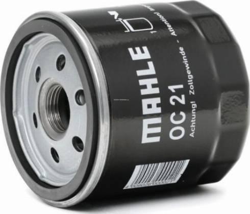 Mahle Original OC21 - Filtro de aceite superrecambios.com