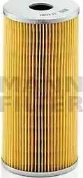 Mann-Filter H1060N - Filtro, sistema hidráulico operador superrecambios.com