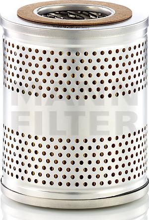 Mann-Filter H1263/1X - Filtro, sistema hidráulico operador superrecambios.com