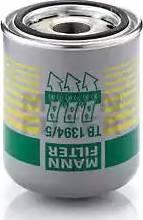 Mann-Filter TB1394/5X - Cartucho del secador de aire, sistema de aire comprimido superrecambios.com