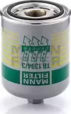 Mann-Filter TB1394/3X - Cartucho del secador de aire, sistema de aire comprimido superrecambios.com