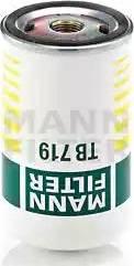 Mann-Filter TB719 - Cartucho del secador de aire, sistema de aire comprimido superrecambios.com