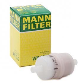 Mann-Filter WK32 - Filtro combustible superrecambios.com