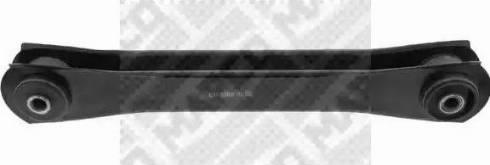 Mapco 49935 - Travesaños/barras, suspensión ruedas superrecambios.com