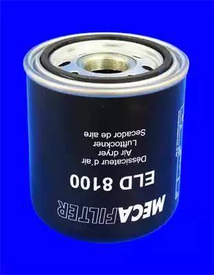Mecafilter ELD8100 - Cartucho del secador de aire, sistema de aire comprimido superrecambios.com