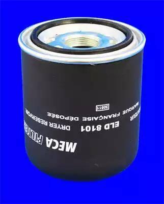 Mecafilter ELD8101 - Cartucho del secador de aire, sistema de aire comprimido superrecambios.com