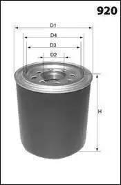 Mecafilter ELD8102 - Cartucho del secador de aire, sistema de aire comprimido superrecambios.com