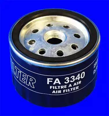 Mecafilter FA3340 - Filtro de aire - compresor aire de admisión superrecambios.com