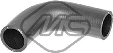 Metalcaucho 99068 - Manguito, intercambiador calor - calefacción superrecambios.com