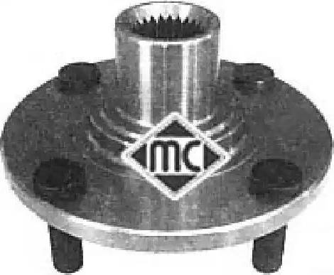 Metalcaucho 90041 - Buje de rueda superrecambios.com