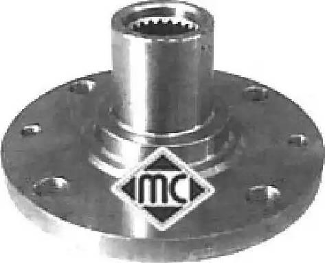 Metalcaucho 90002 - Buje de rueda superrecambios.com