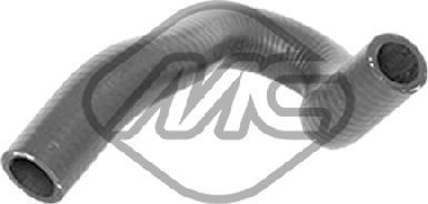 Metalcaucho 98997 - Manguito, intercambiador calor - calefacción superrecambios.com