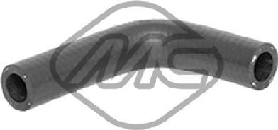 Metalcaucho 98961 - Manguito, intercambiador calor - calefacción superrecambios.com