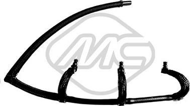 Metalcaucho 92112 - Tubo flexible, combustible de fuga superrecambios.com