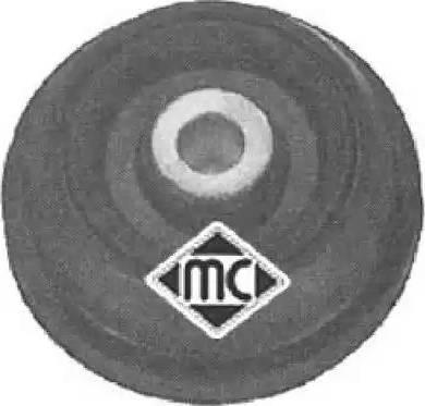 Metalcaucho 04904 - Suspensión, cuerpo del eje superrecambios.com