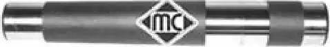 Metalcaucho 04550 - Apoyo, brazo del eje superrecambios.com