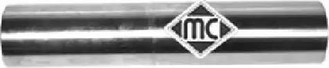 Metalcaucho 04583 - Apoyo, brazo del eje superrecambios.com