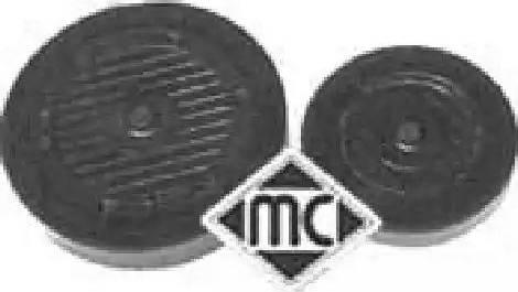 Metalcaucho 04641 - Cubierta, correa distribución superrecambios.com