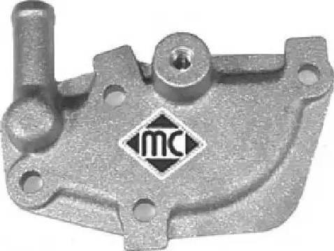 Metalcaucho 04619 - Carcasa, bomba de agua superrecambios.com