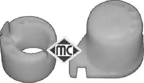 Metalcaucho 04043 - Casquillo guía, embrague superrecambios.com
