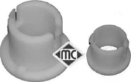 Metalcaucho 04057 - Casquillo, palanca selectora/de cambio superrecambios.com