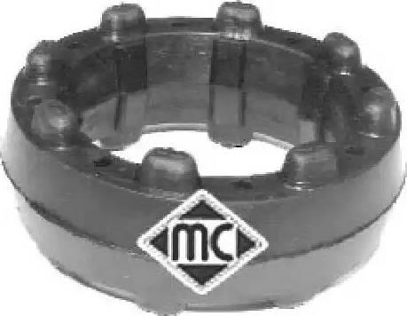 Metalcaucho 04147 - Cojinete columna suspensión superrecambios.com