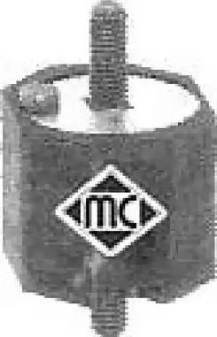 Metalcaucho 04189 - Suspensión, caja de cambios superrecambios.com