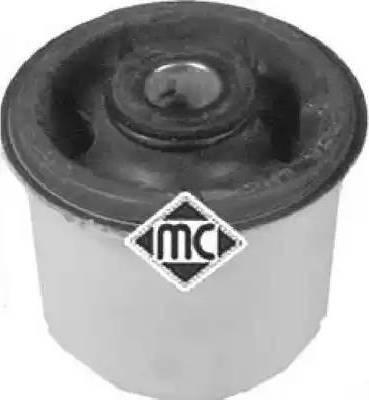 Metalcaucho 04829 - Suspensión, cuerpo del eje superrecambios.com