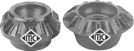 Metalcaucho 04320 - Kit reparación, apoyo columna amortiguación superrecambios.com