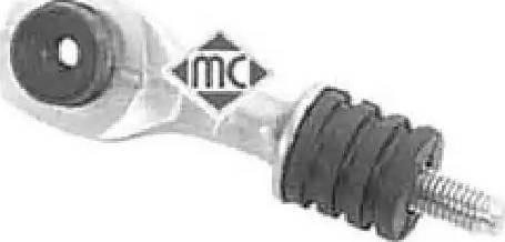 Metalcaucho 04235 - Travesaños/barras, estabilizador superrecambios.com