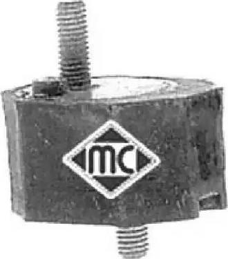 Metalcaucho 04224 - Suspensión, caja de cambios superrecambios.com