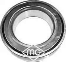 Metalcaucho 05685 - Cojinete intermedio, palier superrecambios.com