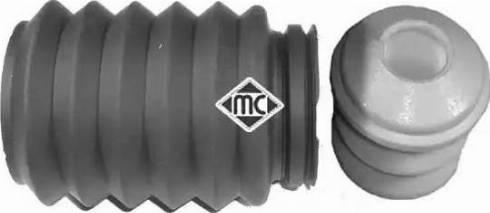 Metalcaucho 05127 - Juego de guardapolvos, amortiguador superrecambios.com