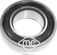 Metalcaucho 05373 - Cojinete intermedio, palier superrecambios.com