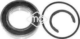 Metalcaucho 05760 - Cojinete intermedio, palier superrecambios.com