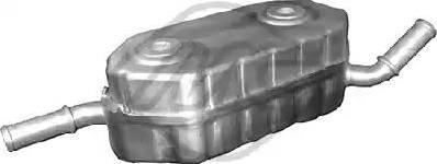 Metalcaucho 06346 - Radiador de aceite, transmisión automática superrecambios.com