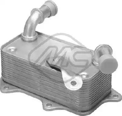 Metalcaucho 06343 - Radiador de aceite, transmisión automática superrecambios.com