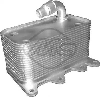 Metalcaucho 06355 - Radiador de aceite, transmisión automática superrecambios.com