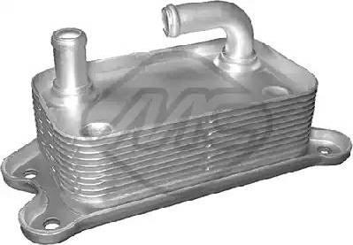 Metalcaucho 06367 - Radiador de aceite, transmisión automática superrecambios.com