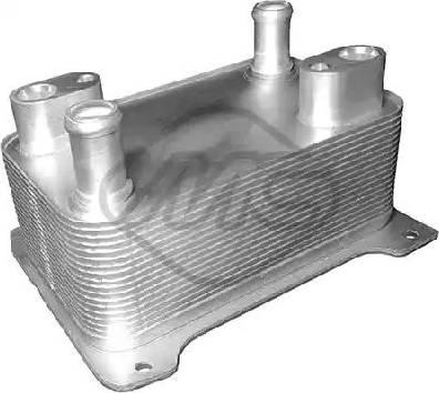 Metalcaucho 06335 - Radiador de aceite, transmisión automática superrecambios.com