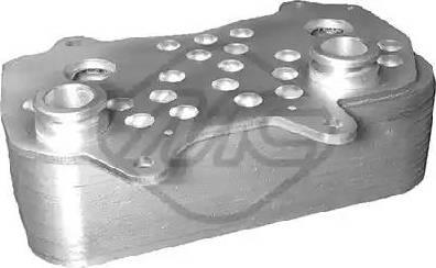 Metalcaucho 06331 - Radiador de aceite, transmisión automática superrecambios.com