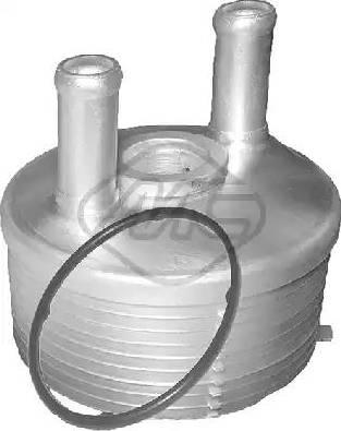 Metalcaucho 06324 - Radiador de aceite, transmisión automática superrecambios.com