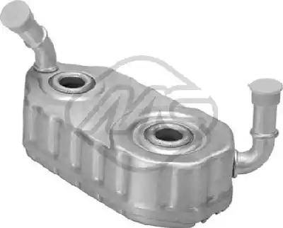 Metalcaucho 06328 - Radiador de aceite, transmisión automática superrecambios.com